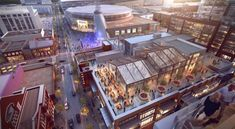 A Massive Food Hall Is Opening Soon In Nashville And It Looks As Amazing As It Sounds