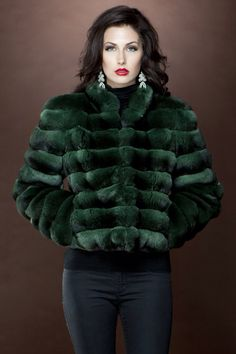 My wishlist #Chinchilla fur coat