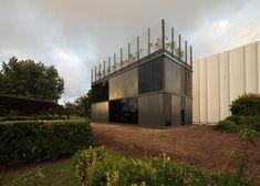 Industrial Pavilion Hydro Aluminium by Adamo-Faiden and Silberfaden
