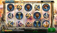New slot Apollo God of Sun from Leander Games in Betsafe casino