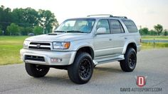 This is 2000 Toyota 4 Runner I bought 5 years ago with hope of getting it titled in VA. 2000 Toyota 4runner, Toyota 4x4, Toyota Trucks, Toyota Runner, Toyota Surf, 3rd Gen 4runner, Nissan Z Cars, Chevy Trailblazer, Fj Cruiser