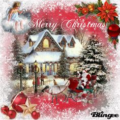 Merry Christmas Animated Pictures for Sharing Merry Christmas Animation, Merry Christmas Quotes, Christmas Night, Christmas Scenes, Christmas Wishes, Christmas Art, Christmas Greetings, Vintage Christmas, Christmas Decorations