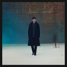 """Here is some new music from James Blake featuring Rza. """"Take A Fall For Me,"""" is off James Blake's album Overgrown."""