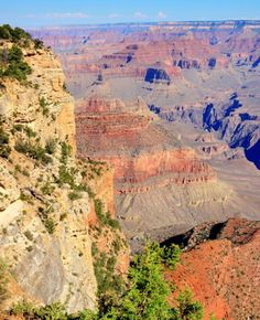 Grand Canyon Vista by Mike Oberg