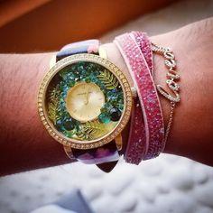 Origami Owl Watch, Personalized Charms, Jewelry Companies, Michael Kors Watch, Custom Jewelry, Bracelet Watch, Watches, Hot, Bracelets
