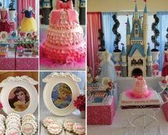 Disney princess party decoration