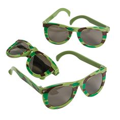 Camo Army Sunglasses 12 Pk Party Supplies Canada - Open A Party Army Birthday Parties, Army's Birthday, Party Favors For Kids Birthday, Birthday Ideas, Summer Birthday, Birthday Stuff, Birthday Celebrations, Camo Sunglasses, Novelty Sunglasses