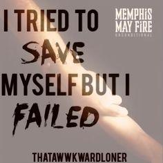 No Ordinary Love ♥ -Memphis May Fire