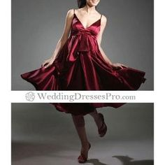 Empire V-neck Sleeveless Asymetrical Elastic Woven Satin Taylor Swift/ Cocktail Dress (TCDXL120) [TCDXL120] - $72.99 : wedding fashion, wedding dress, bridal dresses, wedding shoes
