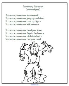 Preschool songs and rhymes about summer for teacher, parents and homeschool Thanksgiving Preschool, Fall Preschool, Preschool Songs, Kindergarten Activities, Classroom Activities, Preschool Activities, Kindergarten Reading, Classroom Ideas, Classroom Chants