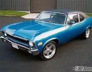 1972 Chevy Nova
