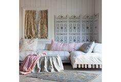 Folk Bed- another burrow idea
