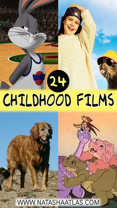24 FILMS THAT DEFINED MY CHILDHOOD