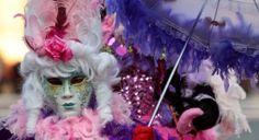 THE TASTIEST FESTIVAL IN THE WORLD! Venice Carnival 2015