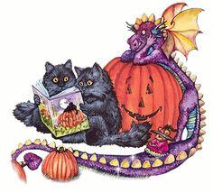 Halloween-Dragon