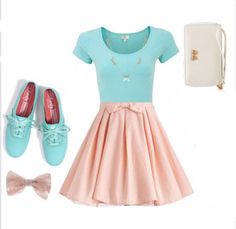 Keds outfit