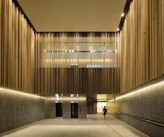Brillia Tower Ikebukuro (ブリリアタワー池袋) / General designer : Kengo Kuma & Associates (デザイン監修 :隈研吾建築都市設計事務所).