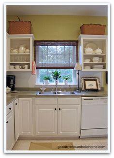 Frugal kitchen organizing ideas-- Ask Anna