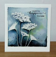 Happier ... by Micheline Jourdain - Cards and Paper Crafts at Splitcoaststampers