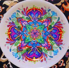 A alma cheia de cor e as mandalas de Gabi Rubinho