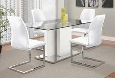 Modern Natali Dining Table - Decorium.com