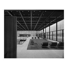 ARCHITECTONIC PERFECTION Ludwig Mies van der Rohe | Neue Nationalgalerie | Berlin |  #DAWIDSDIARY #architecture #brutalism #modernisim #bauhaus #LudwigMiesvanderRohe  #NeueNationalgalerie #Berlin #miesvanderrohe  by dawidtomaszewski