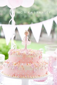 {PARTY} Ballerina Birthday | Life & Baby | Baby Showers : Parties : Nurseries : Baby Products : Baby Deals