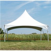 x Pinnacle Series High Peak Frame Party Tent Backyard Pergola, Pergola Plans, A Frame Tent, Party Frame, Canopy Tent, Tents, Tent Reviews, Cathedral Windows, Wedding Canopy
