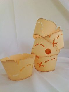 Treasure Map Cupcake Wrappers - Your choice of Colors - Set of 12 on Etsy, $7.00