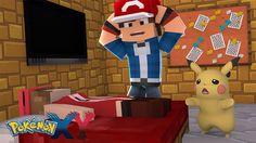 Minecraft: Pokemon X Y - ASH DESCOBRIU QUE SERENA ESTA GRAVIDA #18