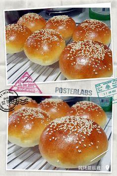 師兄烘焙煮教室: 韓國蘑菇烤雞包
