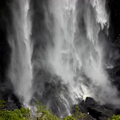 """Waterfall - Cascata do Caracol Go to http://iBoatCity.com and use code PINTEREST for free shipping on your first order! (Lower 48 USA Only). Sign up for our email newsletter to get your free guide: """"Boat Buyer's Guide for Beginners."""""""
