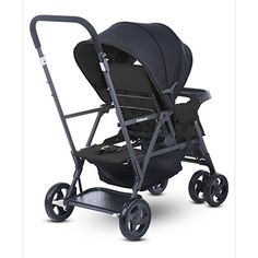 Amazon.com : Joovy Caboose Graphite Stand On Tandem Stroller, Amber : Baby