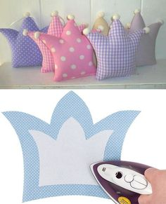 Amazing Home Sewing Crafts Ideas. Incredible Home Sewing Crafts Ideas. Cute Pillows, Baby Pillows, Throw Pillows, Sewing Projects For Beginners, Diy Projects, Diy Bebe, Cushions On Sofa, Baby Sewing, Fabric Scraps
