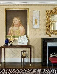 Tour Interior Designer Richard Mishaan's Family Apartment in Manhattan Photos   Architectural Digest