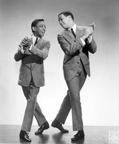 Tap Dancers Gregory and Maurice Hines www.theworlddances.co #tap #dance