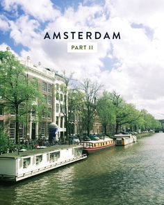 AMSTERDAM TRAVEL PART II | D E S I G N L O V E F E S T | Bloglovin'