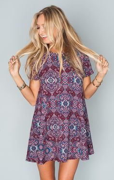 Nicks Babydoll ~ Berry Me | Show Me Your MuMu