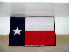 Curtain - Texas Flag Shower Curtain- Texas Trading Post. Needs ...