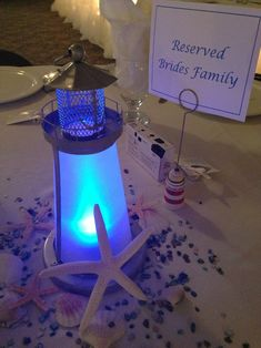 One of my nieces wedding reception centerpieces