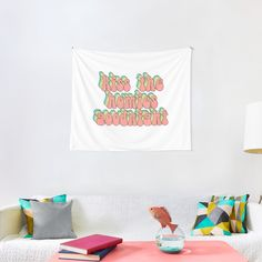 Lightweight polyester wall hanging available in three sizes. High-quality edge to edge sublimation print on one side. Hang them on bedroom/ dorm rooms or use them to divide a space. perfect funny sticker for your laptop! Work Desk Organization, Funny Flags, Dorm Room Walls, Dorm Room Designs, Room Baby, Beer Pong, Room Stuff, Dorm Ideas, Birthday List