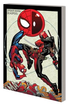Spider-Man Deadpool TP Vol 01 Isnt It Bromantic