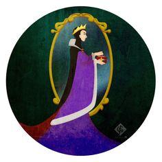 Grimhilde by Ylden