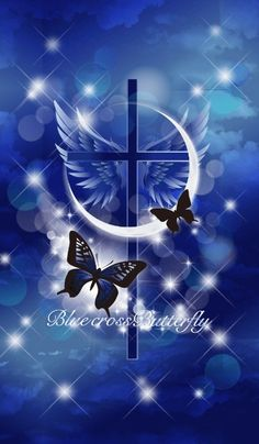 🕇Cross Butterfly Wallpaper, Butterfly Art, Of Wallpaper, Wallpaper Backgrounds, Cellphone Wallpaper, Iphone Wallpaper, Cross Pictures, Owl Pictures, Nostalgic Pictures