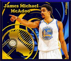NBA Player Edit - James Michael McAdoo