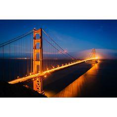 Noir Gallery Golden Gate Bridge at
