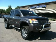 Nissan titan for sale near me