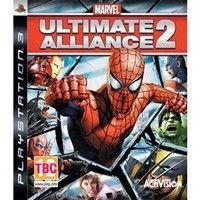 Jogos Marvel Ultimate Alliance 2 Playstation 3 Blu-Ray