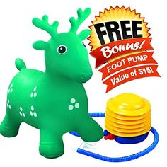 Ruffio Inflatable Bouncer -