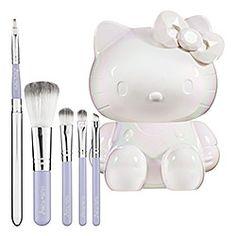 Hello Kitty - Mon Amour Brush Set and Holder - Sephora